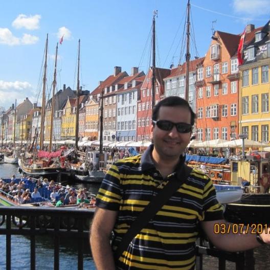 تورهای گردشگری الوند در دانمارک