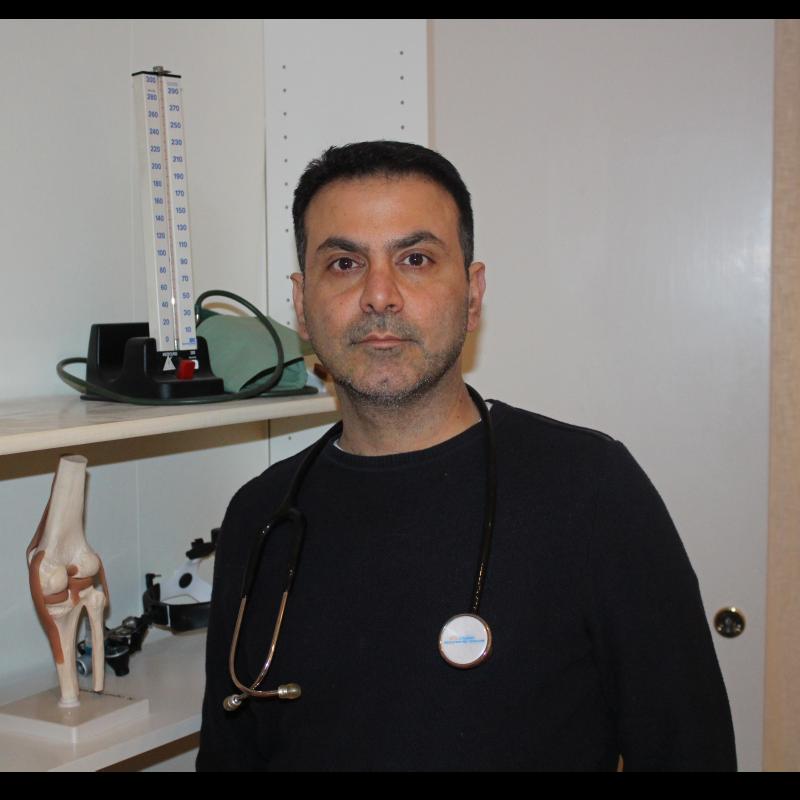 Dr. Ramin Asghdi