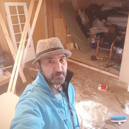 کارهای ساختمانی مسعود